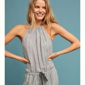 Anthropologie nwt romper